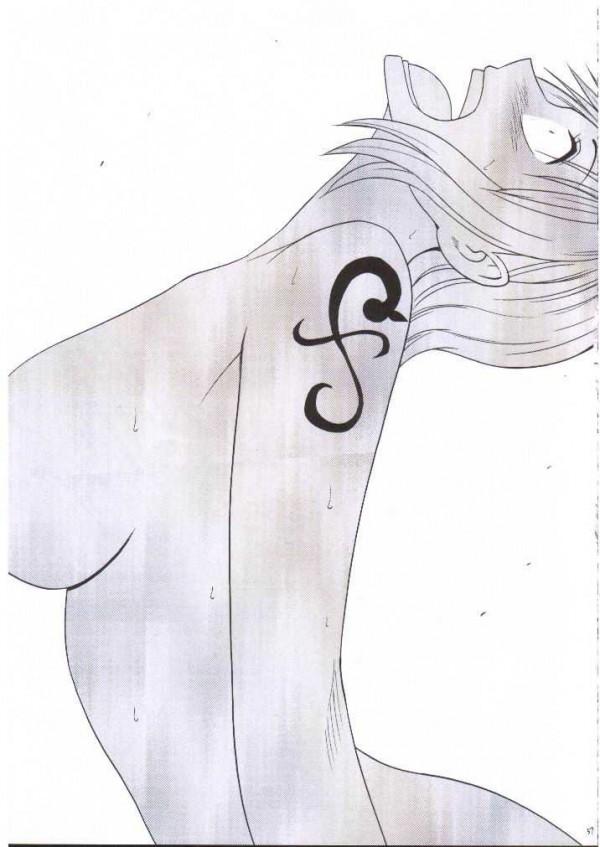 【ONE PIECE エロ漫画・エロ同人誌】ノロノロの首輪をお前につけた!これでお前はイク直前の状態で止まったままだ→→→「おねがいイカせて!一生肉奴隷でいいからイカせてくださいっ!」 (55)