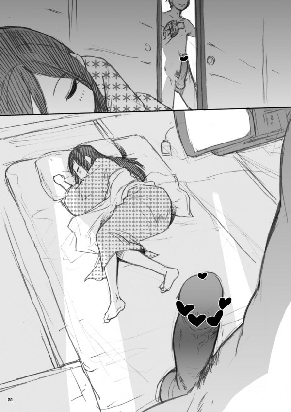 雫ちゃんが乱交しておっぱいでぬきまくったり、拓海が知らないおじさんに身体中舐めまくられたりしてる!www【アイドルマスターシンデレラガールズ 同人誌・エロ漫画】 (30)
