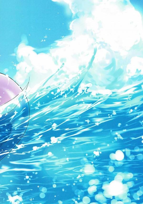 水着姿のロリータJSアイドル千枝ちゃんがPさんにセックス中出ししてもらって絶頂しちゃってるよwww【デレマス エロ漫画・エロ同人】 022