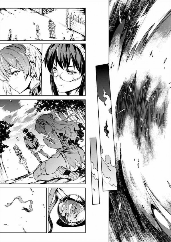 【エロ漫画】巨乳少女が2穴輪姦セックス中出しぶっかけされちゃうよ~【エレクトさわる エロ同人誌】_30