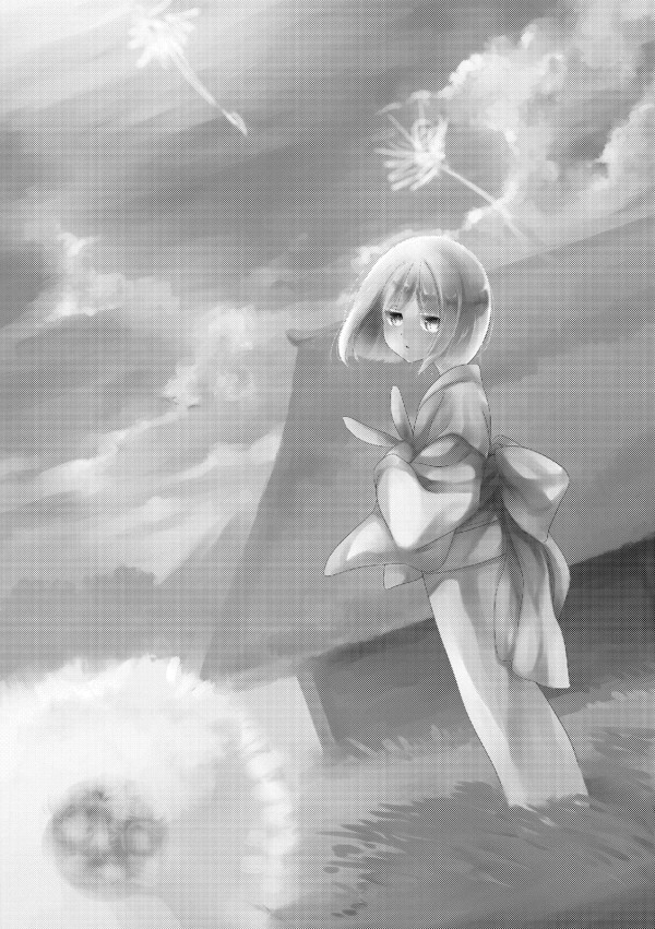 【エロ漫画・エロ同人】ロリな少女がウサギさんとセックスして身籠るエッチで不思議なお話なのですぅ~www 2