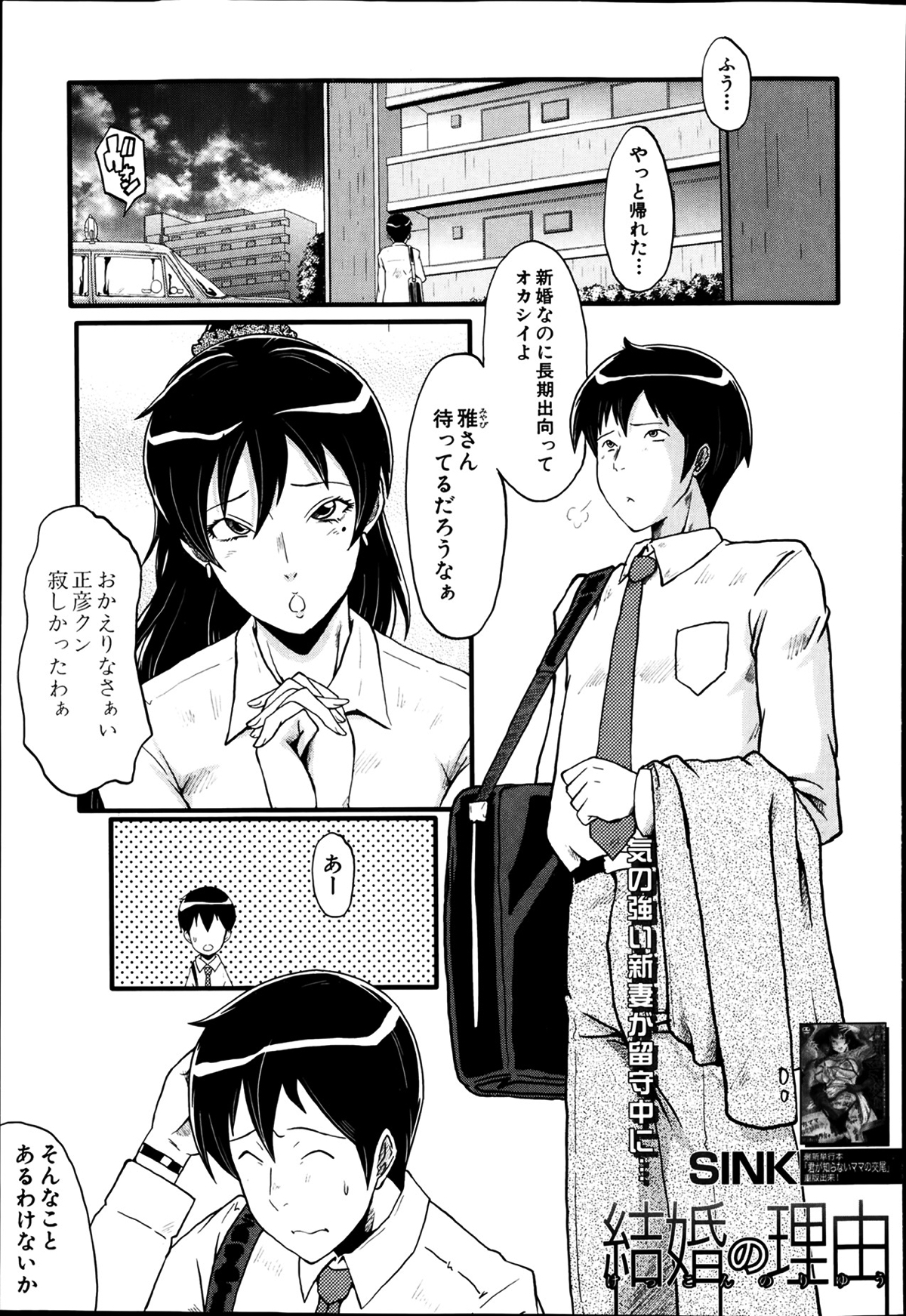 [SINK] 結婚の理由 (1)
