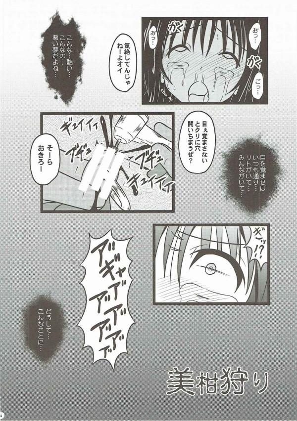 美柑狩り (To LOVEる -とらぶる-) (13)