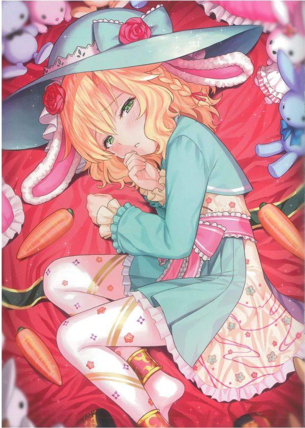 【よろず エロ同人】貧乳美少女のアビゲイルや櫻井桃華、不夜城のアサシンのフルカラーイラスト集です☆ (7)