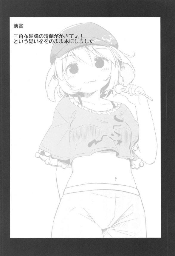 【エロ同人 東方】鈴瑚ちゃんが薬飲んでオナニーしたり清蘭ちゃんとレズセックスしてるぞw【Animal Passion エロ漫画】 (3)
